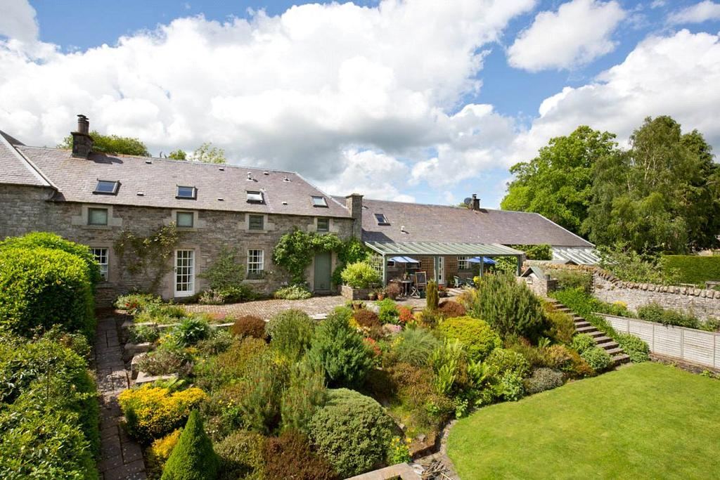 5 Bedrooms Semi Detached House for sale in Innerleithen, Scottish Borders, EH44