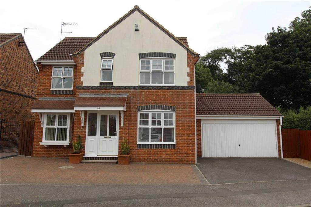 4 Bedrooms Detached House for sale in West Crayke, Bridlington, East Yorkshire, YO16