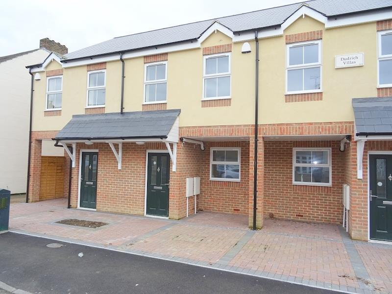 3 Bedrooms Terraced House for sale in Trinity Road, Gillingham
