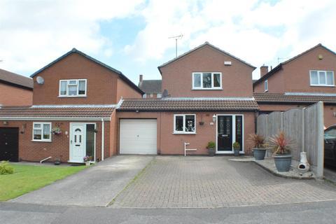 3 bedroom link detached house for sale - Curzon Close, Rainworth, Mansfield