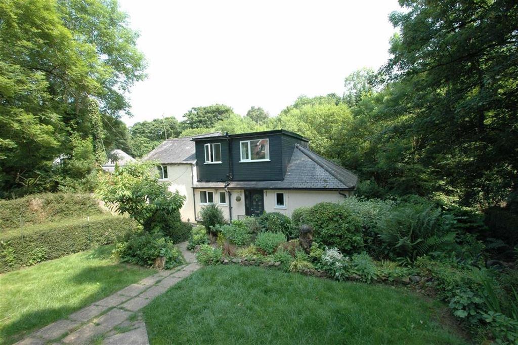 4 Bedrooms Detached House for sale in Off Village Road, Northop Hall