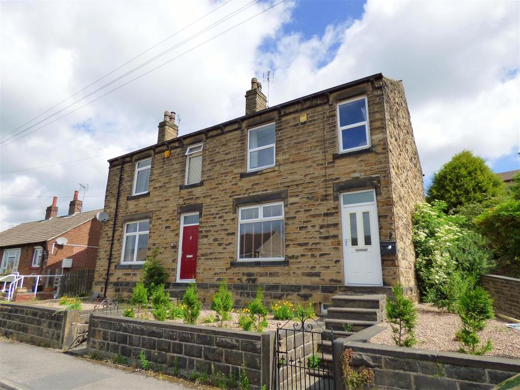 3 Bedrooms Semi Detached House for sale in Church Road, Birstall, Batley