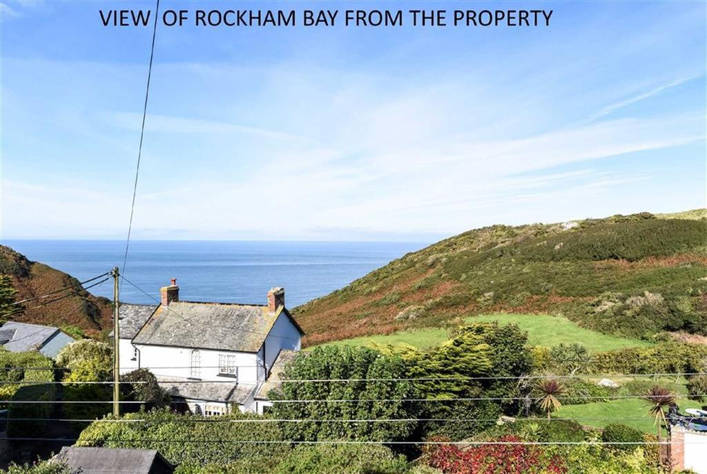 4 Bedrooms Semi Detached House for sale in Rockham Bay View, Mortehoe, Woolacombe, Devon, EX34