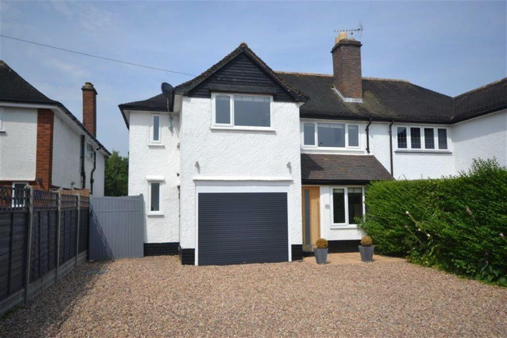 3 Bedrooms Semi Detached House for sale in Lutterworth Road, Whitestone, Nuneaton