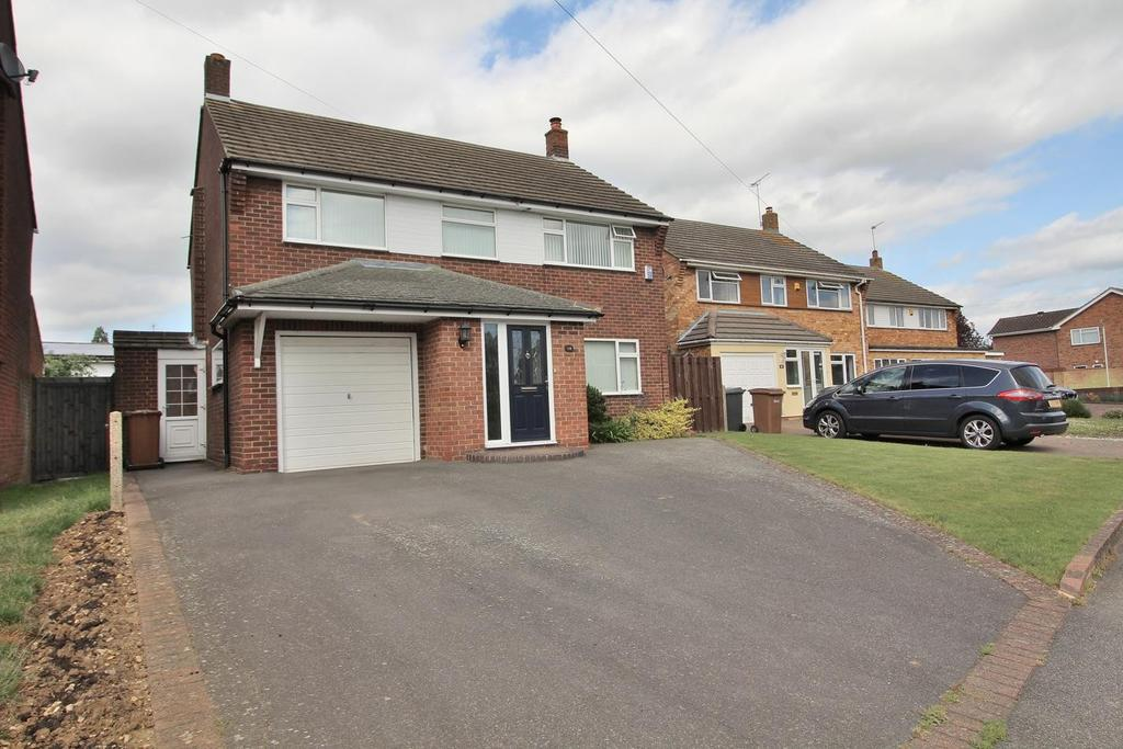 4 Bedrooms Detached House for sale in Falmouth Road, Springfield, Chelmsford, Essex, CM1