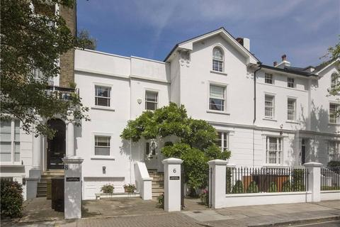 4 bedroom house for sale - Abbey Gardens, St John's Wood, London, NW8