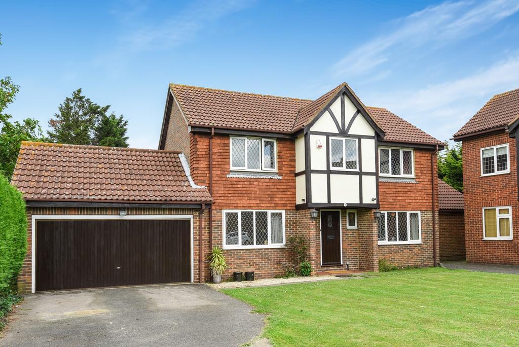 4 Bedrooms Detached House for sale in Kippington Drive SE9