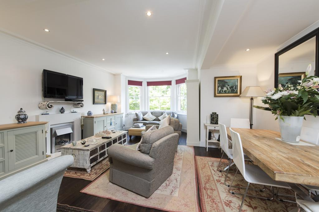 3 Bedrooms Flat for sale in Queen's Club Gardens, W14