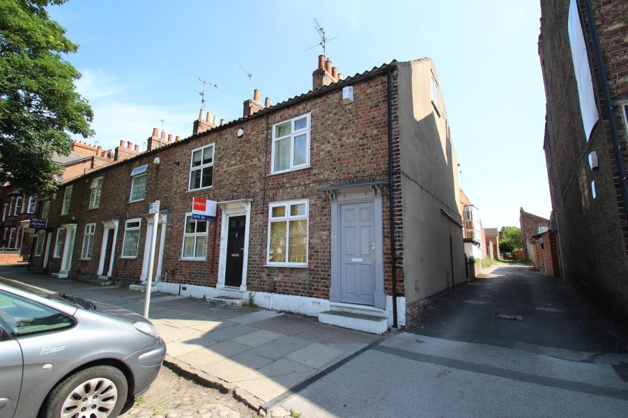 2 Bedrooms End Of Terrace House for sale in CLIFTON, YORK, YO30 6BA