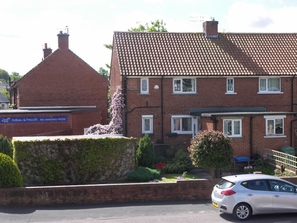 2 Bedrooms End Of Terrace House for sale in Staithes Lane, Morpeth