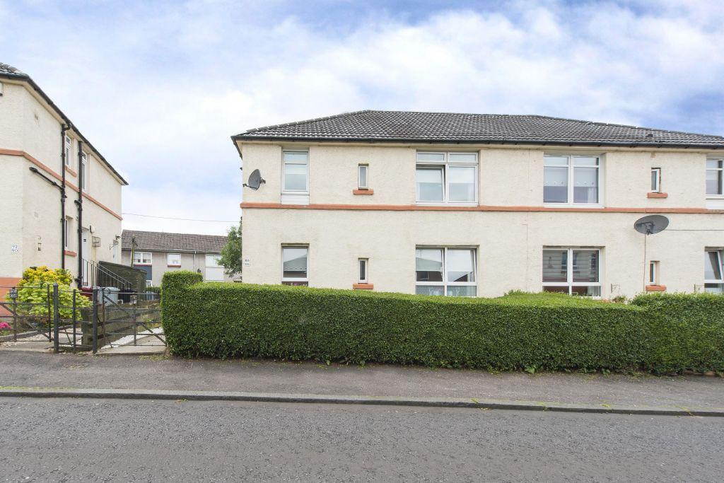 2 Bedrooms Flat for sale in 88 Avonbank Road, Rutherglen, Glasgow, G73 2PA