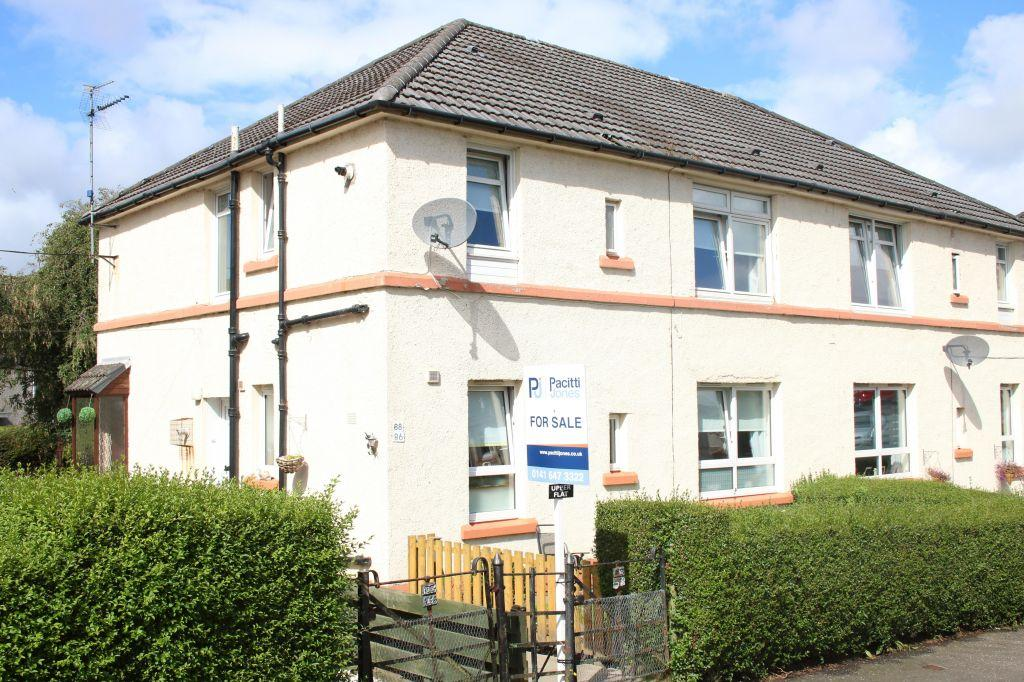 2 Bedrooms Flat for sale in 88 Avonbank Road, Rutherglen, Glasgow, G73 2PA