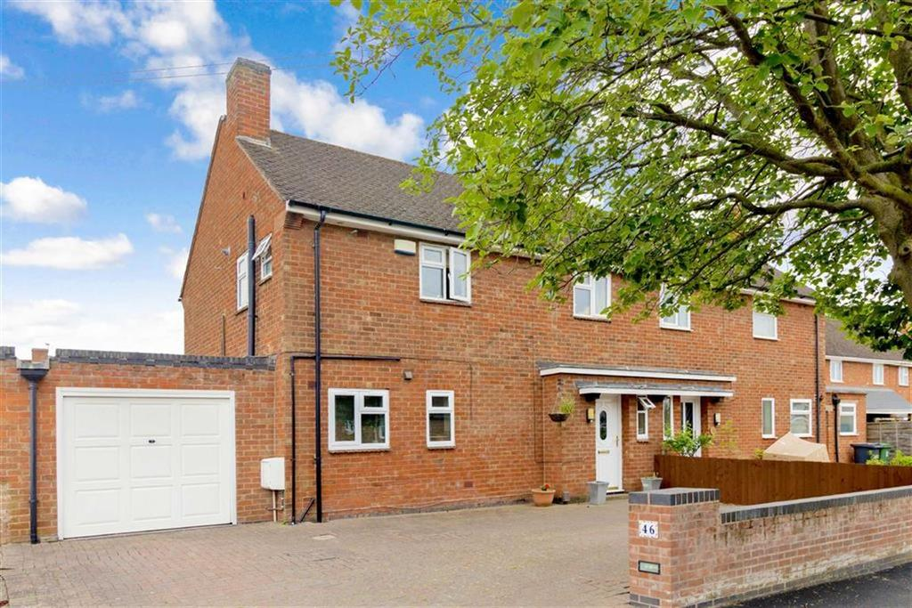 3 Bedrooms Semi Detached House for sale in Unitt Road, Quorn, LE12