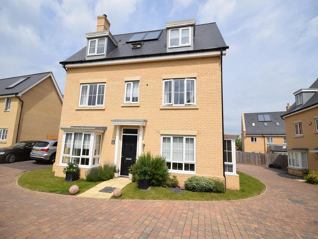 5 Bedrooms Detached House for sale in Chapmans Close, Little Canfield, Dunmow, Essex, CM6
