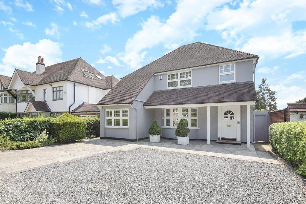 5 Bedrooms Detached House for sale in Bromley Common, Bromley, BR2