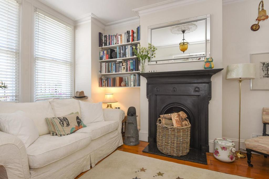 2 Bedrooms Terraced House for sale in Worslade Road, Tooting, SW17