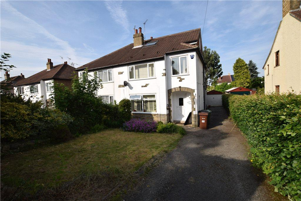 3 Bedrooms Semi Detached House for sale in Green Hill Road, Leeds, West Yorkshire