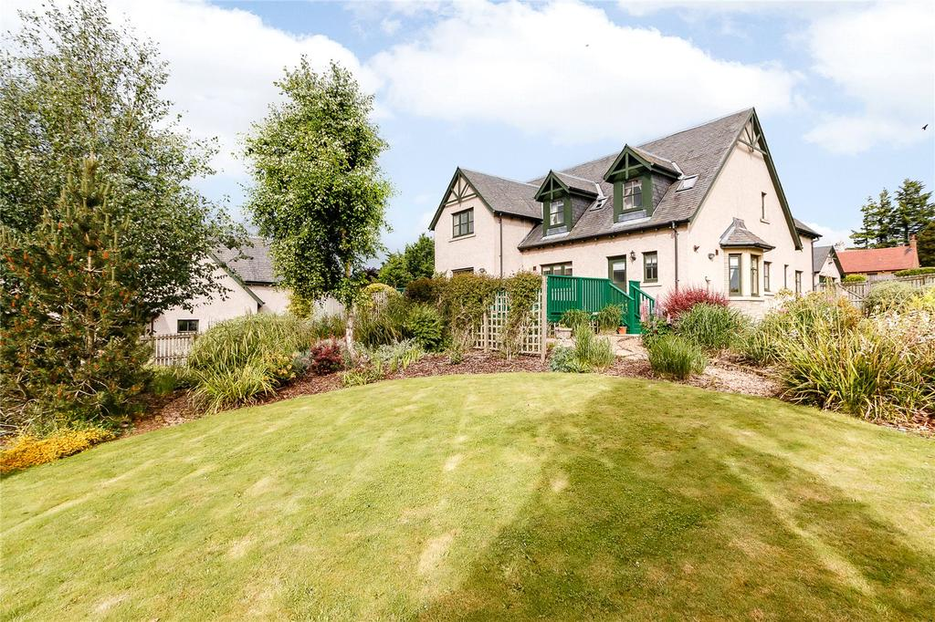 5 Bedrooms Detached House for sale in Mill Lade Court, Auchterarder, Perthshire