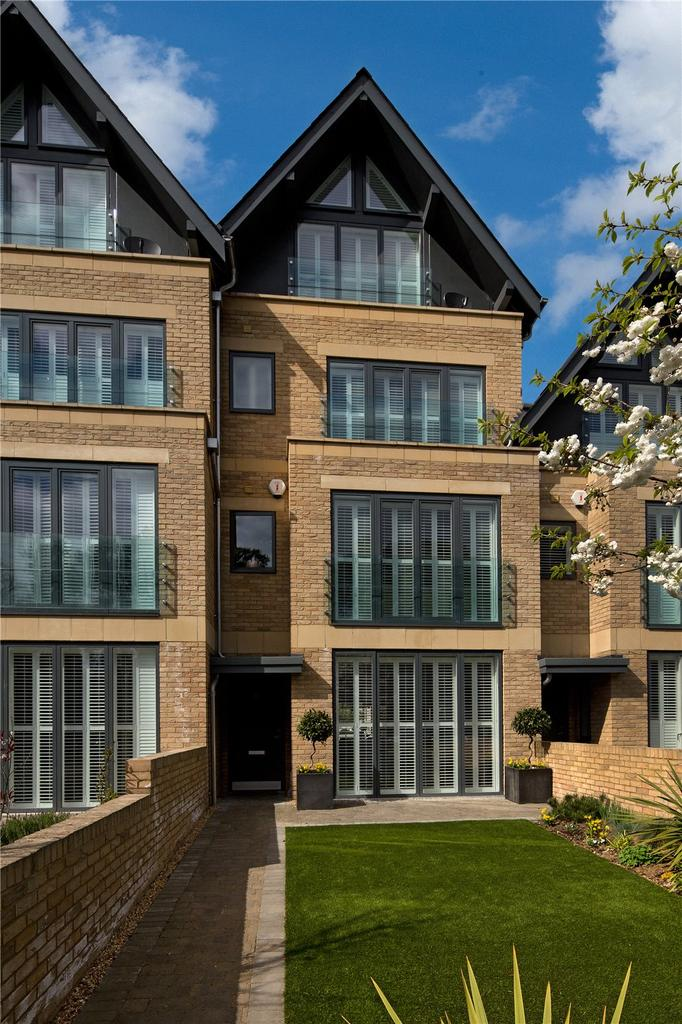 5 Bedrooms Terraced House for sale in Henley Court, 3 Hernes Crescent, Oxford, OX2