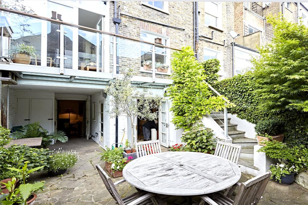 6 Bedrooms Terraced House for sale in Netherwood Road, Brook Green, London, W14