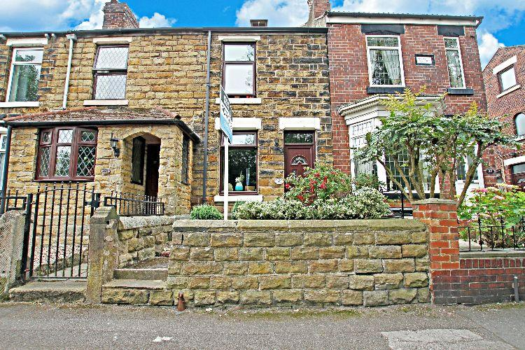 3 Bedrooms Terraced House for sale in Clifton Grove Rotherham South Yorkshire