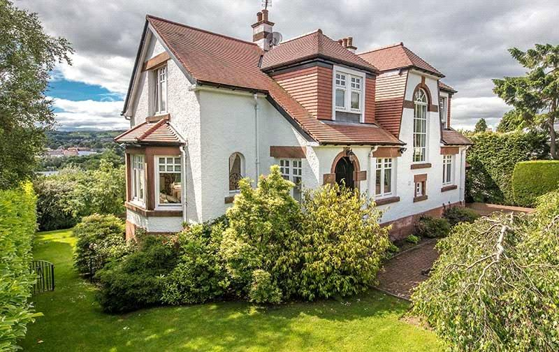 5 Bedrooms Detached House for sale in Briarwell Road, Milngavie, Glasgow