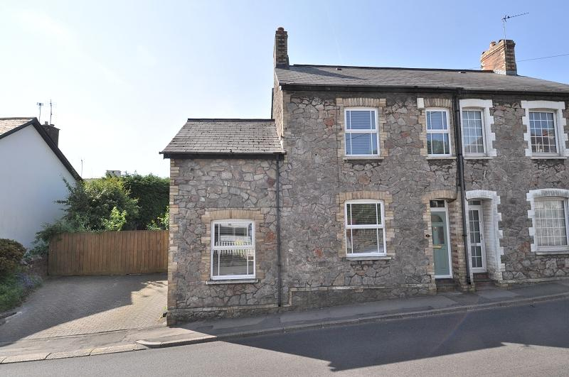 3 Bedrooms Semi Detached House for sale in Britway Road, Dinas Powys CF64 4A
