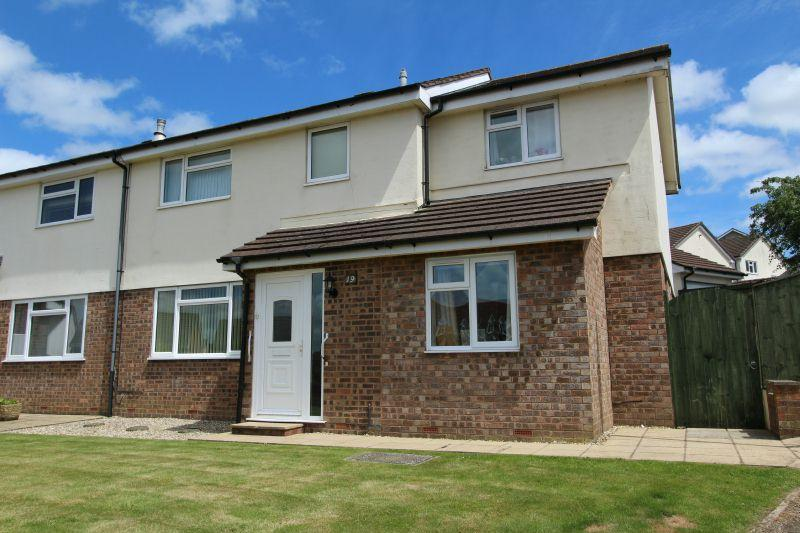 4 Bedrooms Semi Detached House for sale in MARLPITS LANE, HONITON