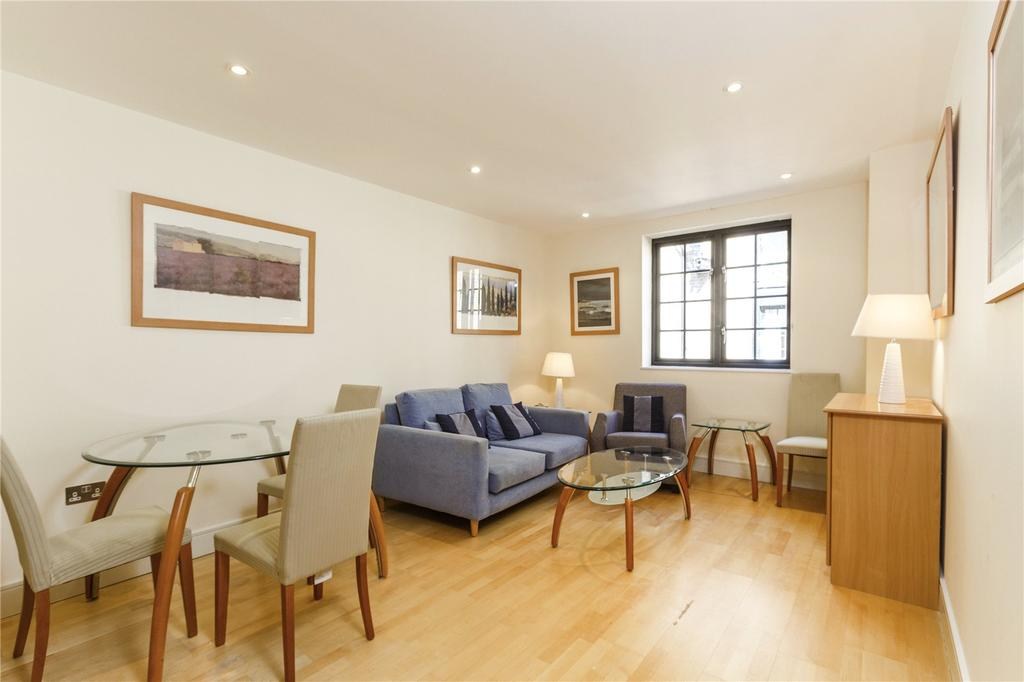 1 Bedroom Flat for sale in Fennel Apartments, 3 Cayenne Court, Shad Thames, London