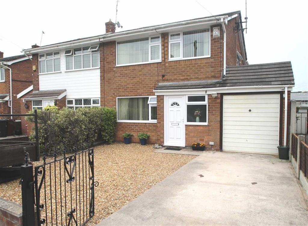 5 Bedrooms Semi Detached House for sale in Englefield Avenue, Saltney