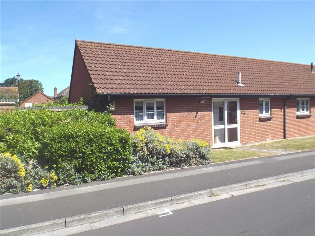 2 Bedrooms Semi Detached Bungalow for sale in Priory Gardens, Burnham-on-Sea