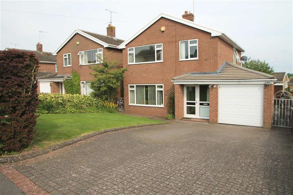 3 Bedrooms Detached House for sale in Pont Adam Crescent, Ruabon, Wrexham