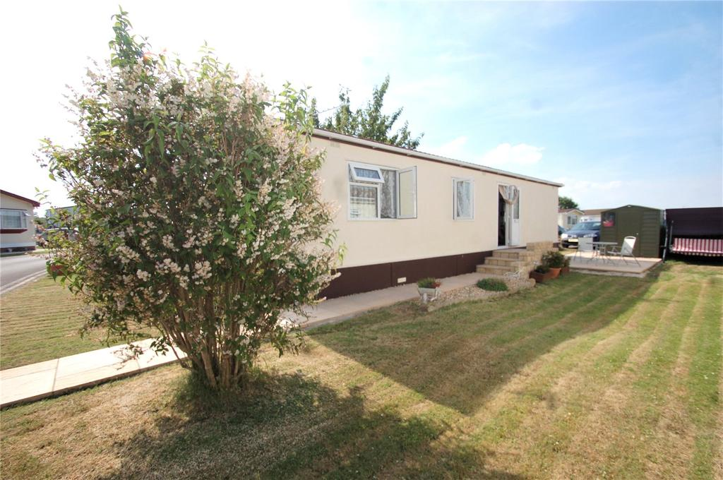 1 Bedroom Mobile Home for sale in Broadfield Park, MIDDLEZOY, Bridgwater, Somerset, TA7