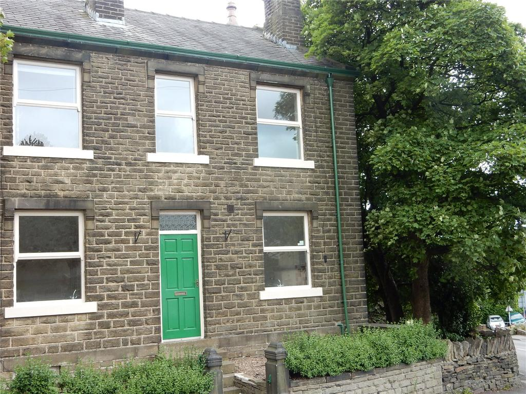 3 Bedrooms Semi Detached House for sale in Helme Lane, Meltham, Huddersfield, HD9