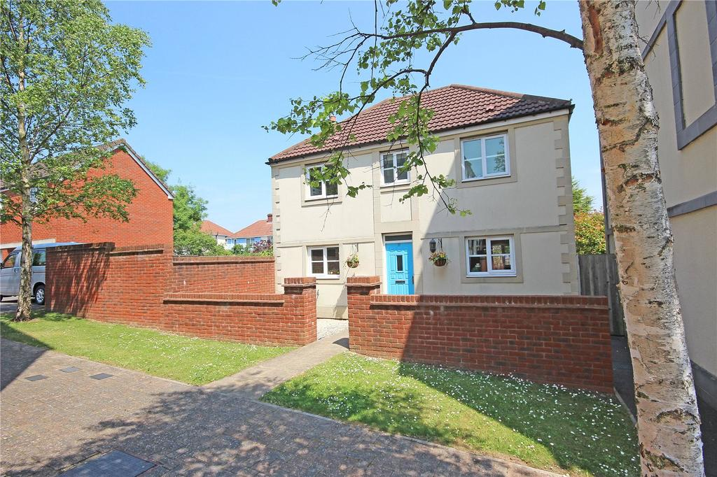 3 Bedrooms Detached House for sale in Trubshaw Close, Horfield, Bristol, BS7