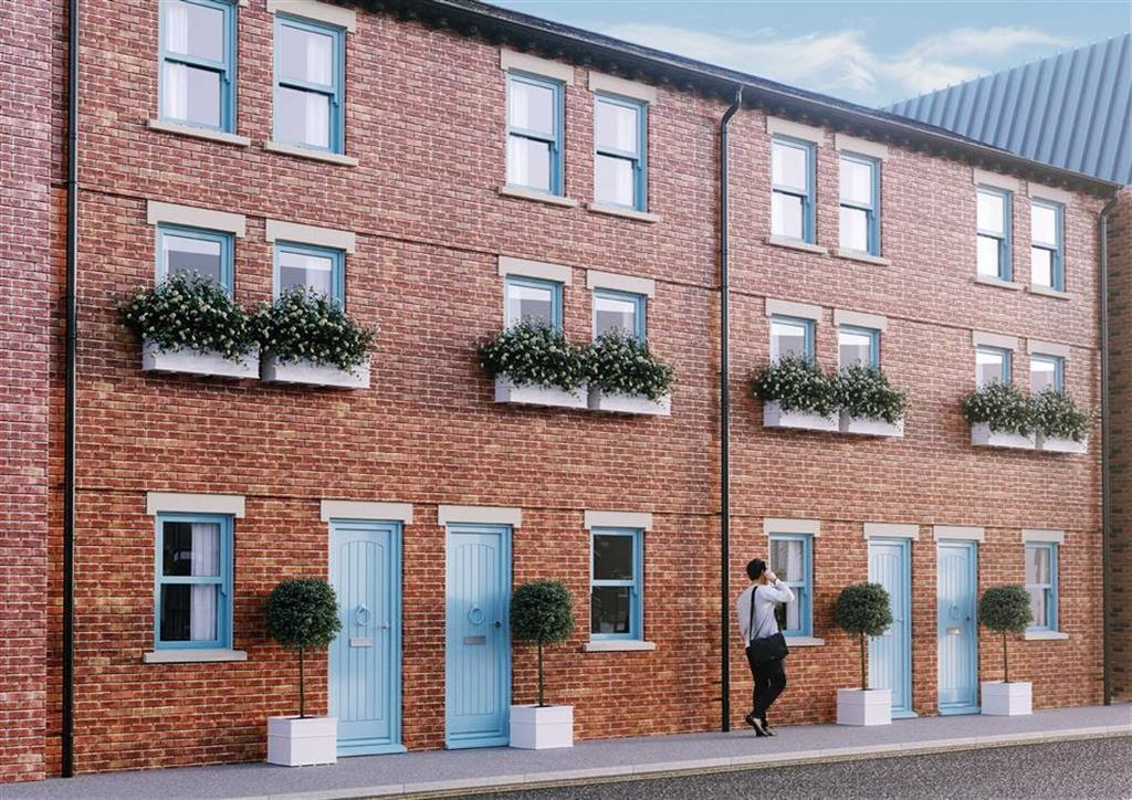 4 Bedrooms Town House for sale in Maltsters Cottages, The Docks, Gloucester