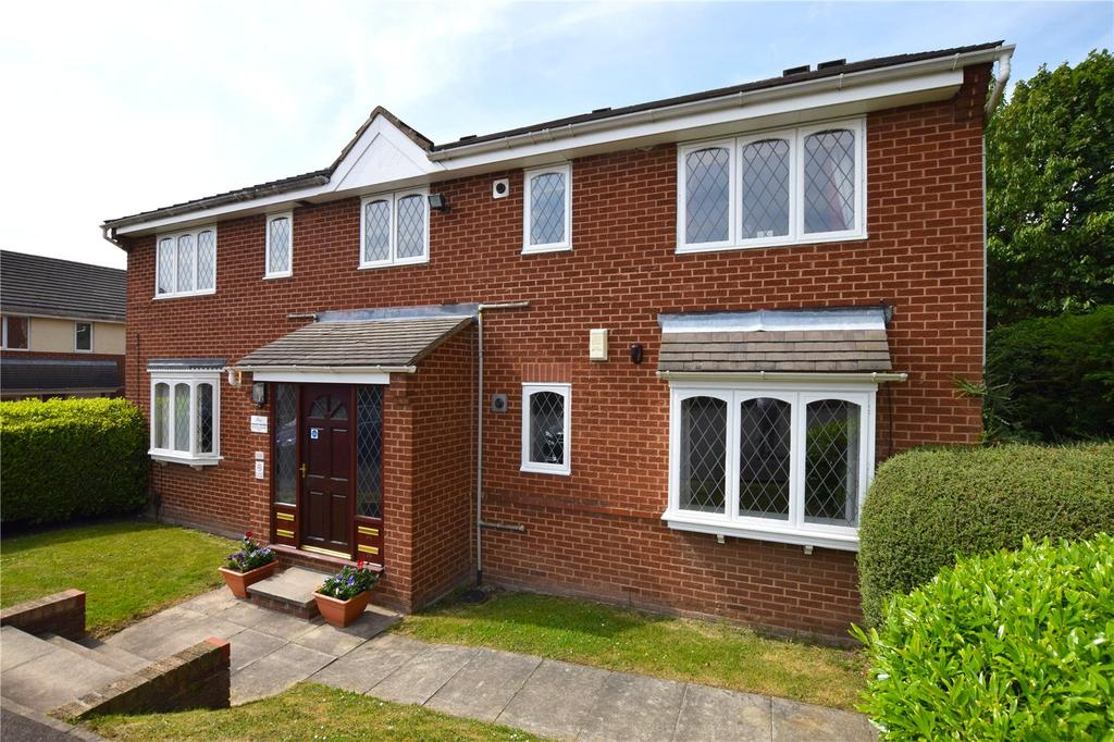 2 Bedrooms Apartment Flat for sale in Thirlmere Close, Beeston, Leeds, West Yorkshire, LS11