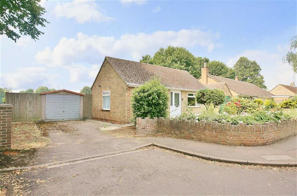 2 Bedrooms Detached Bungalow for sale in Harriers View, Banbury