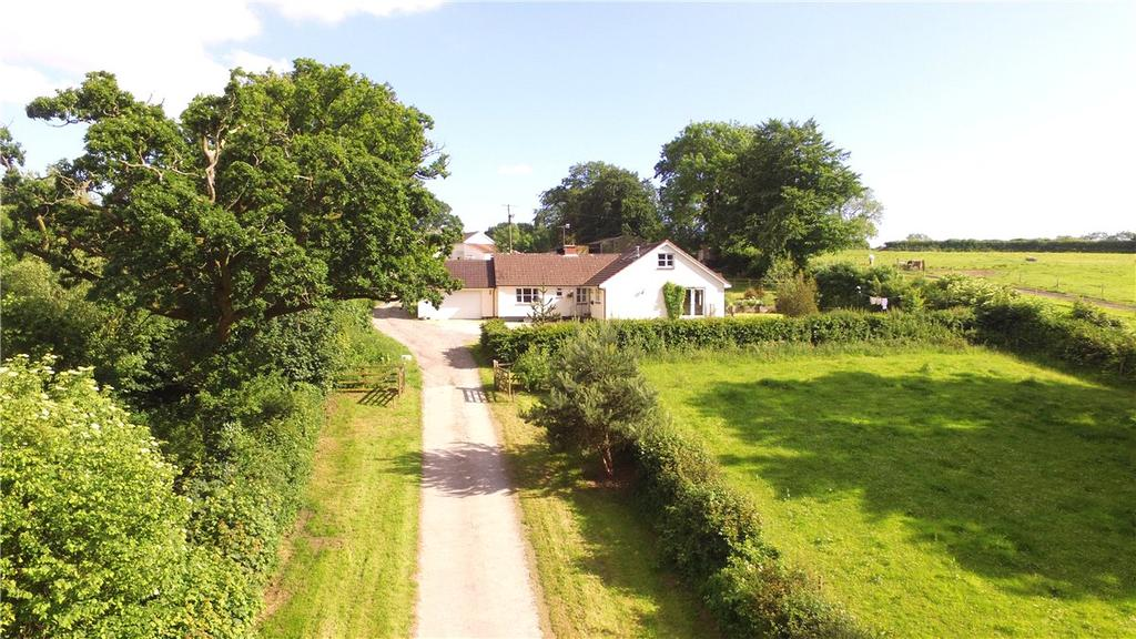4 Bedrooms Detached Bungalow for sale in Hemyock, Cullompton, Devon, EX15