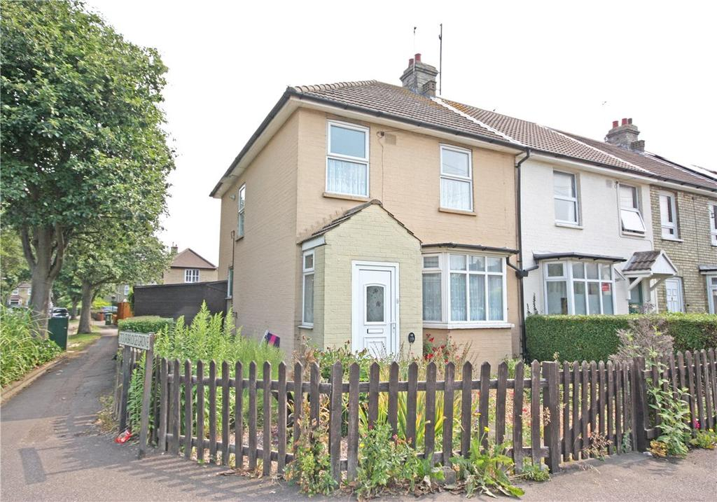 3 Bedrooms End Of Terrace House for sale in Coldhams Lane, Cambridge, CB1