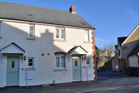 2 bedroom end of terrace house to rent - 24 Coles Close, Wincanton BA9