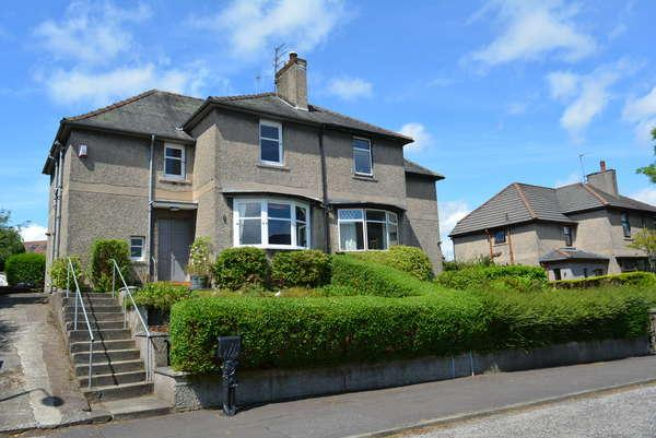 3 Bedrooms Semi-detached Villa House for sale in 5 Craigton Avenue, Milngavie, Glasgow, G62 7SZ