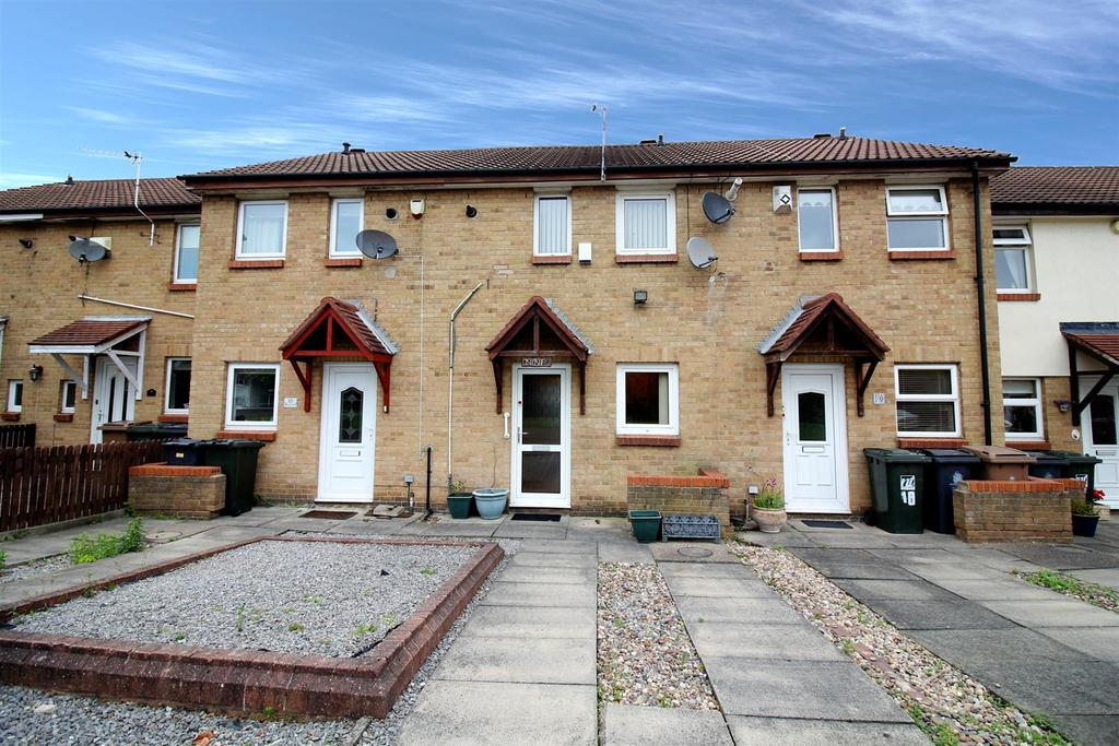 2 Bedrooms Terraced House for sale in Broomlea, North Shields