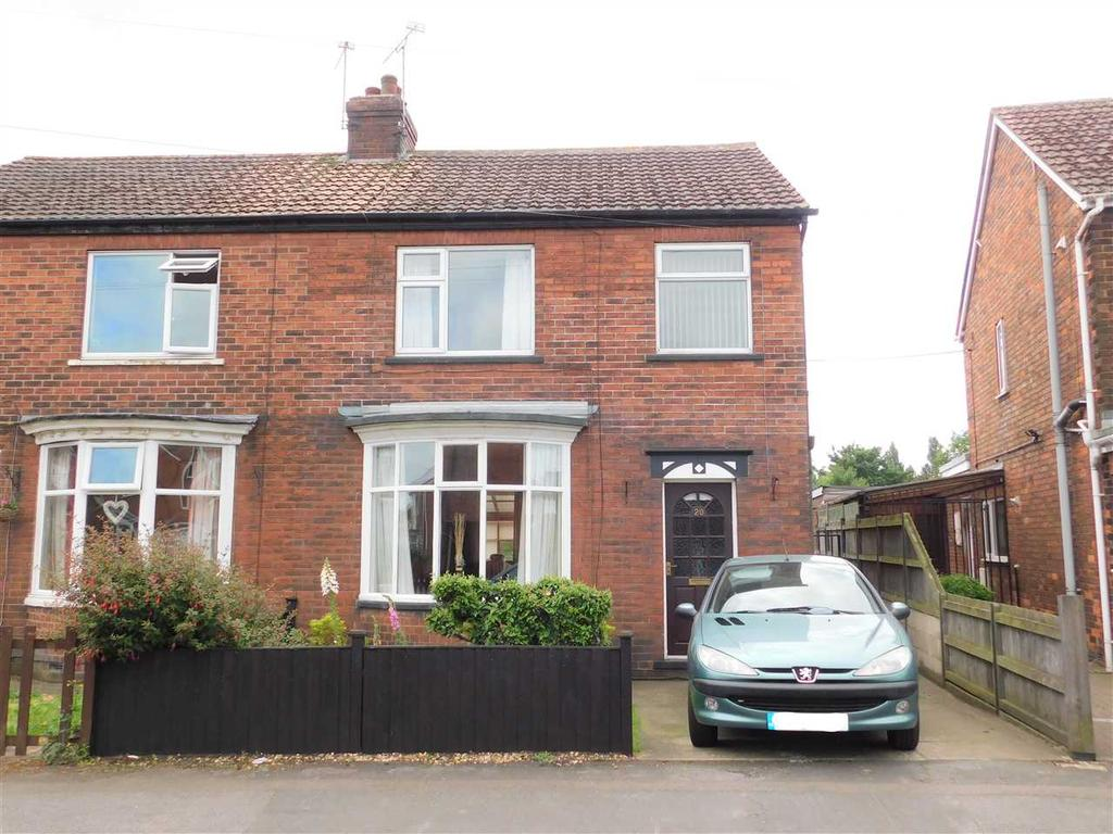 3 Bedrooms Semi Detached House for sale in AVON ROAD, SCUNTHORPE