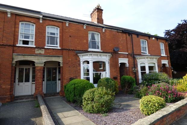 4 Bedrooms Terraced House for sale in High Holme Road, Louth, LN11