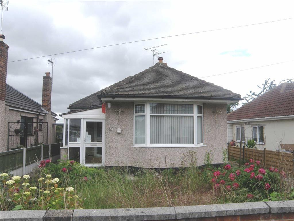 2 Bedrooms Detached Bungalow for sale in Butterbache Road, Chester, Cheshire