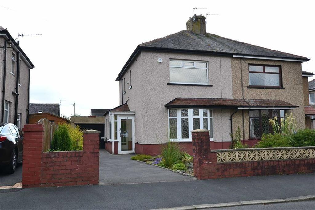 2 Bedrooms Semi Detached House for sale in Red Lees Avenue, Cliviger, Lancashire
