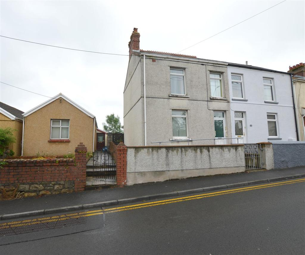 3 Bedrooms Semi Detached House for sale in Abbey Street, Kidwelly
