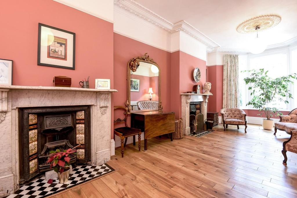 4 Bedrooms Terraced House for sale in Drakefell Road, Brockley