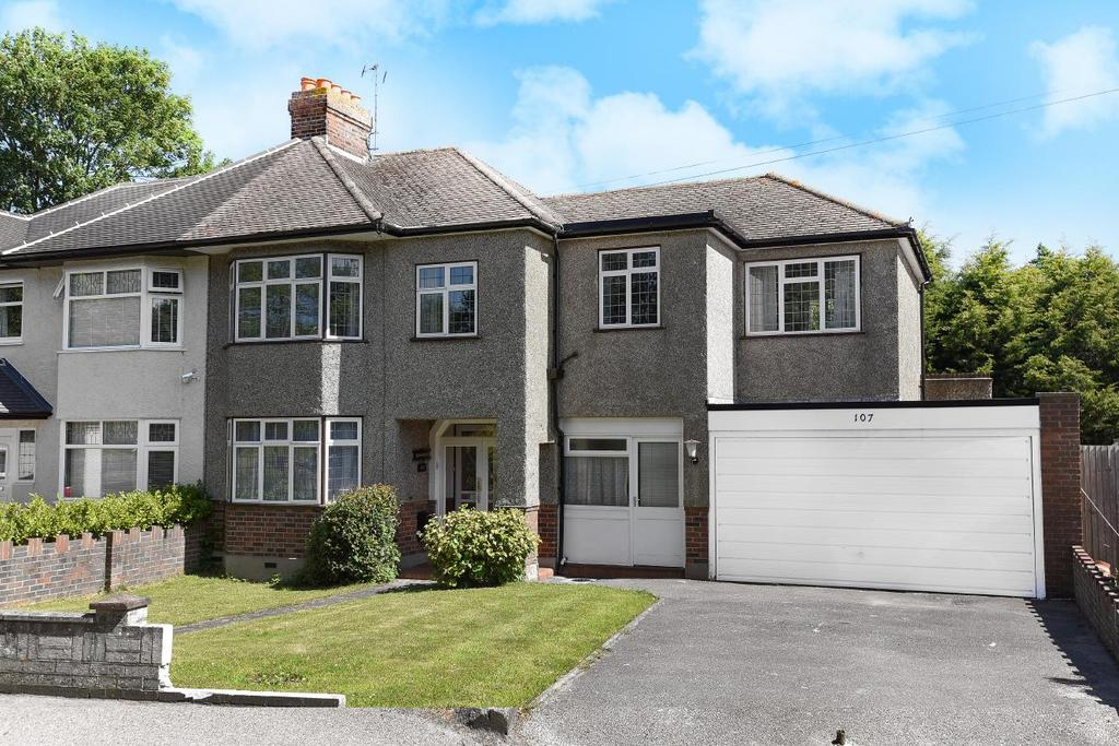 5 Bedrooms Semi Detached House for sale in Gates Green Road, West Wickham